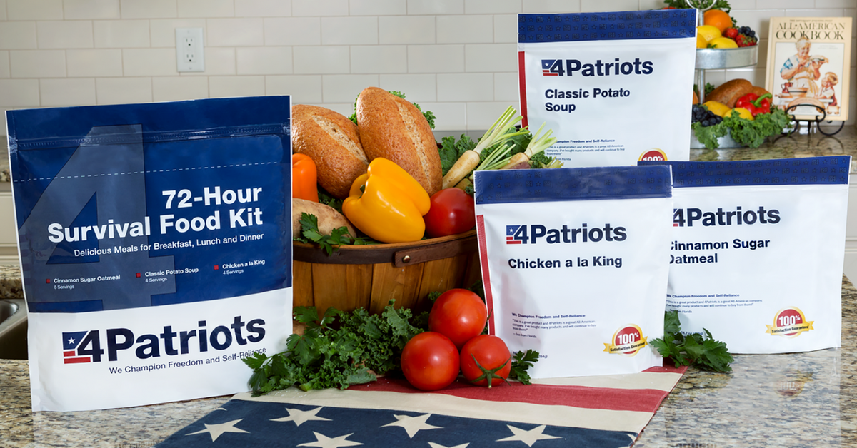 food for patriots